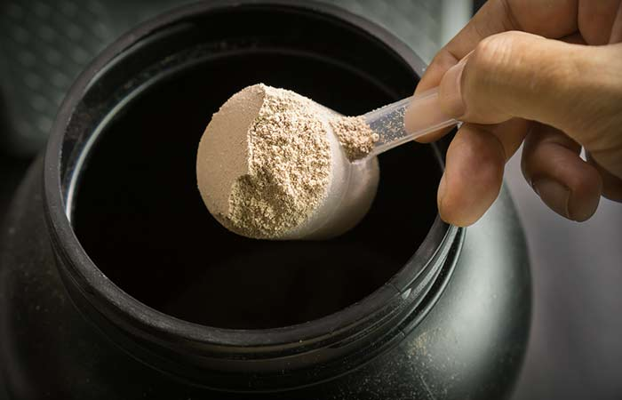 39. Protein Powder For Hair Growth