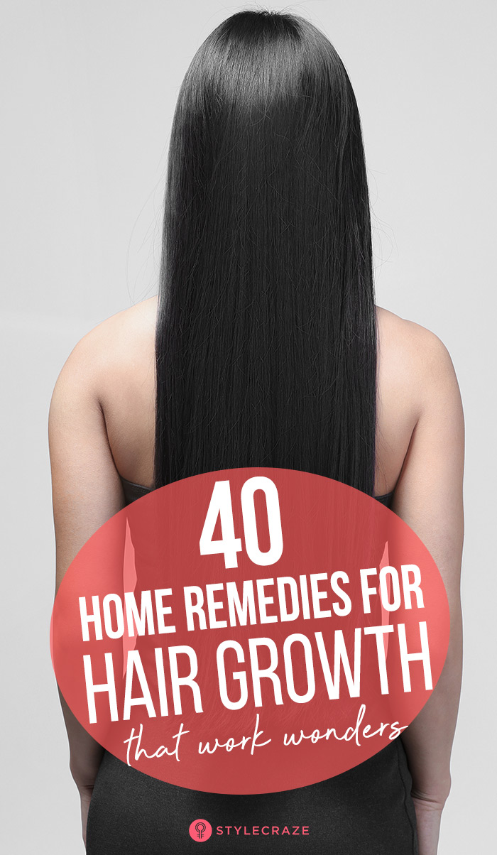 How To Regrow Hair 12 Natural Home Remedies For Hair Growth