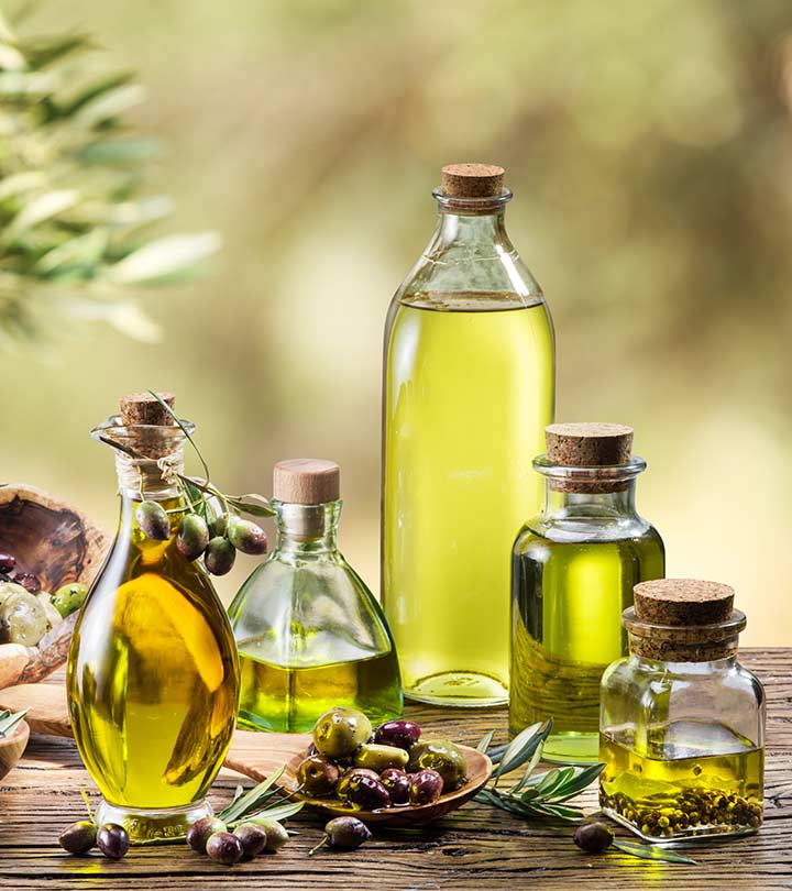 22 Best Benefits Of Olive Oil (Jaitun Ka Tel) For Skin, Hair, And Health