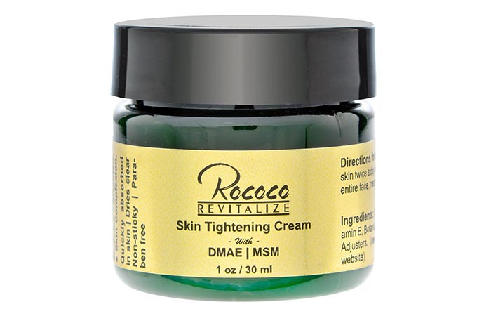 5. RococoLife Skin Tightening Cream