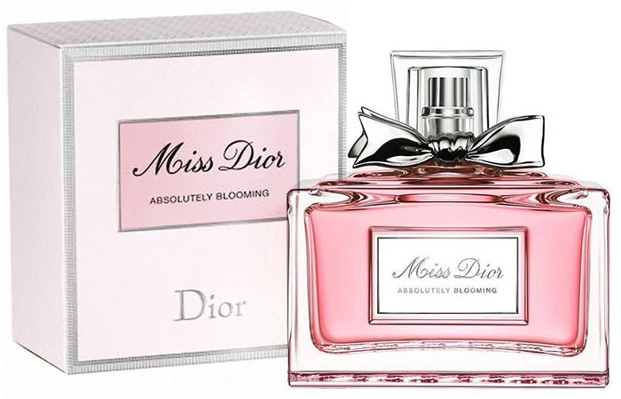 Best Dior Perfumes - Miss Dior Absolutely Blooming