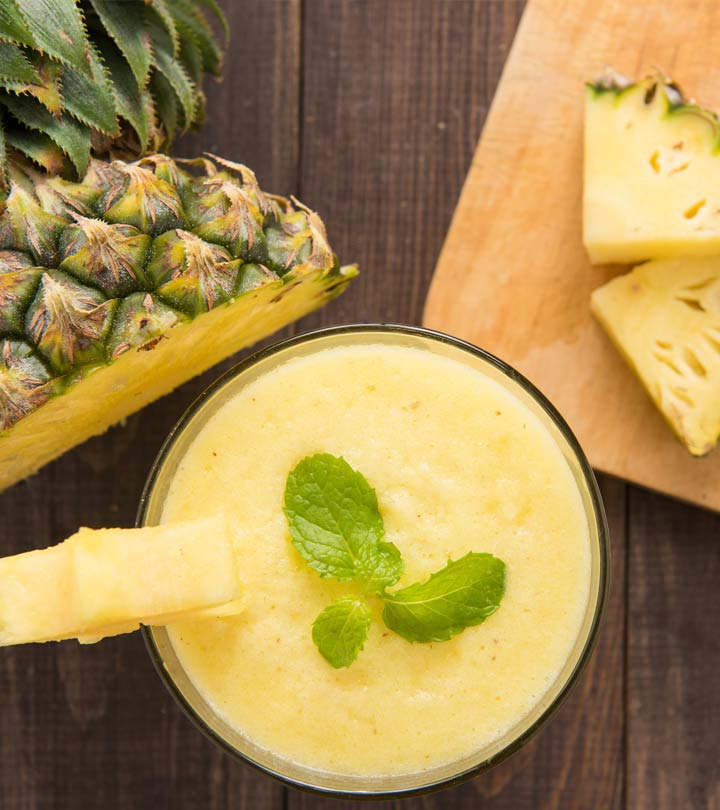 601_27-Significant-Benefits-Of-Pineapples-(Ananas)-For-Skin,-Hair,-And-Health_302707607