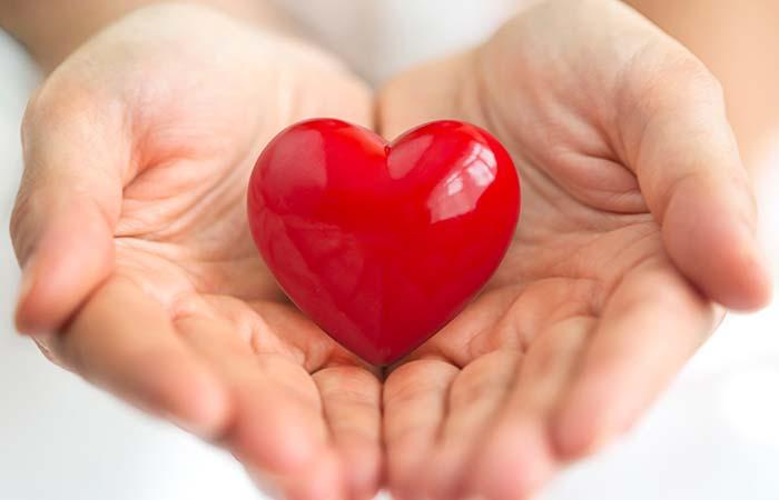 7. Better Heart Health