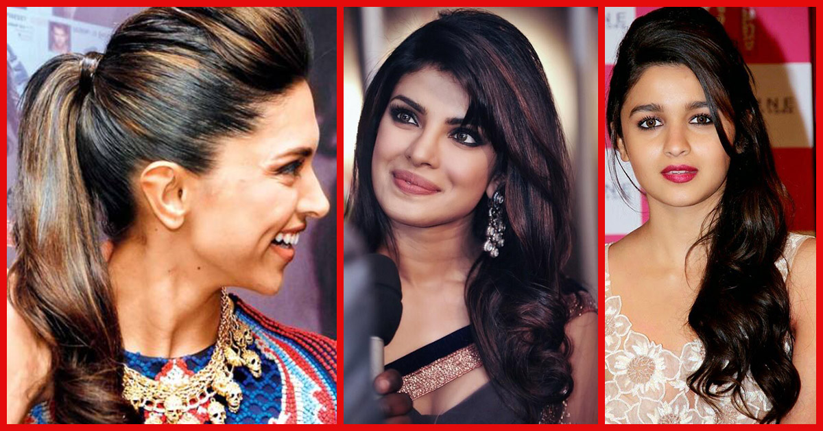 8 Indian Celebrities And Their Favourite Hairstyles