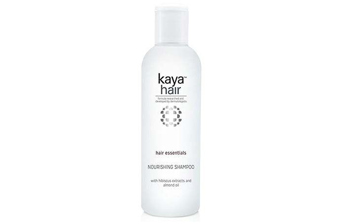 Shampoos For Oily Hair - Kaya Skin Clinic Nourishing Shampoo
