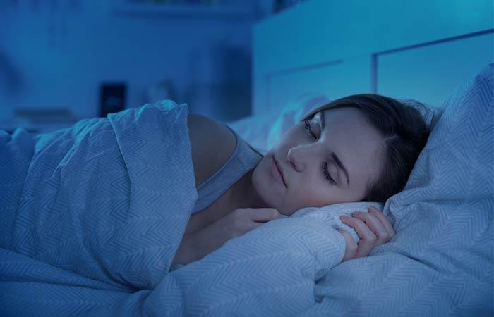 9. Regulate Sleep