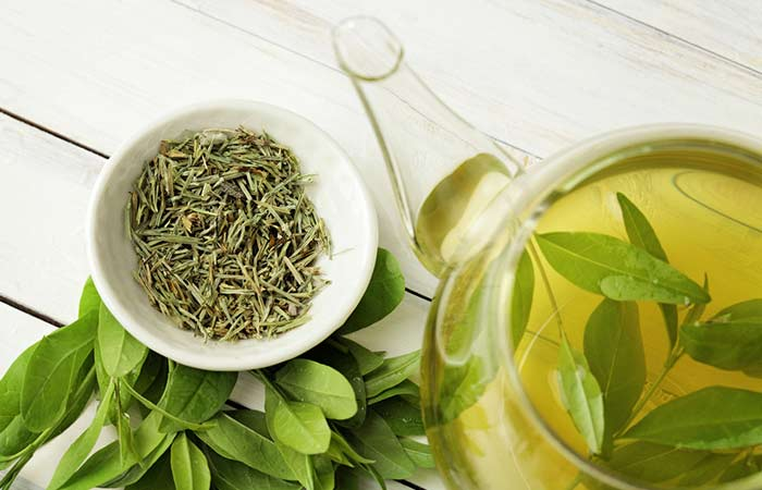 9. Teas For Hair Growth