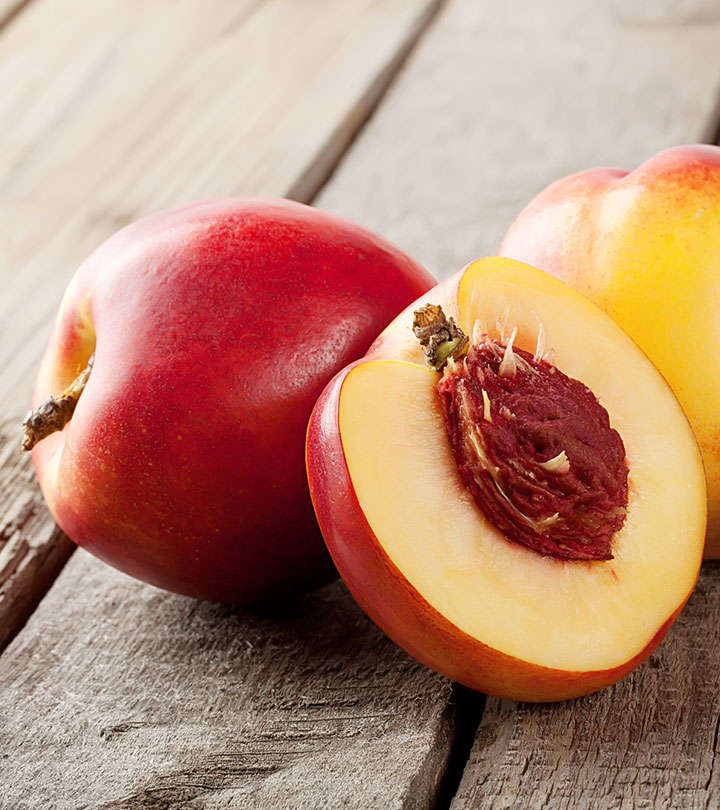 14 Amazing Health Benefits Of Nectarines