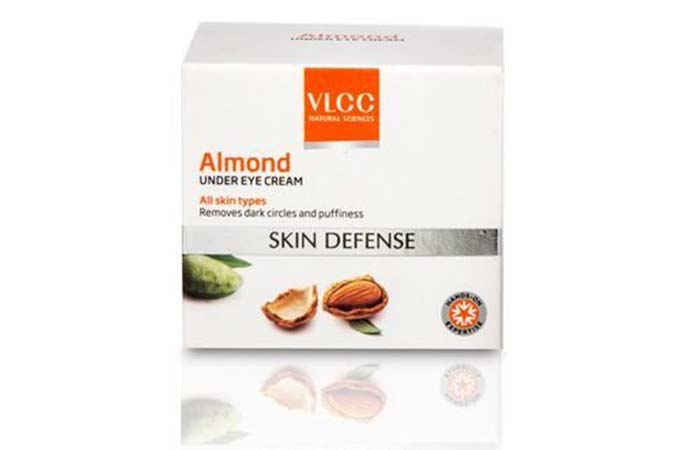 Almond Under Eye Cream - VLCC Beauty Products