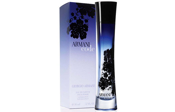 Armani Code By Giorgio Armani Eau De Parfum