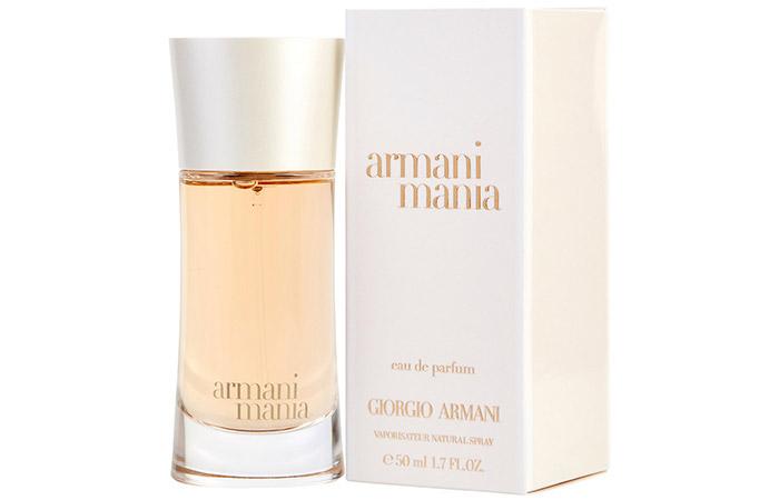 Armani Mania By Giorgio Armani Eau De Parfum