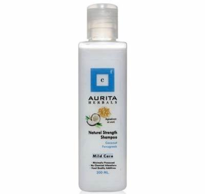 Aurita Natural Strength Shampoo