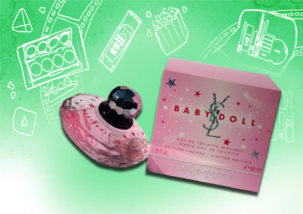 Baby Doll Magic Yves Saint Laurent Perfume