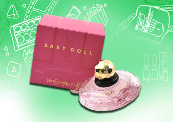 Best YSL Perfumes for Her - 1. Baby Doll Yves Saint Laurent