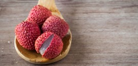 Benefits Of Litchis Lychee