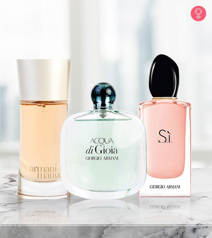 Best Armani Perfumes For Women