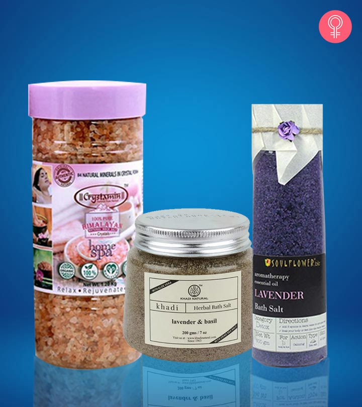 10 Best Bath Salts Available In India – 2019