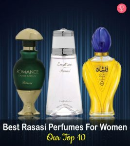 Best Rasasi Perfumes For Women – Our Top 10