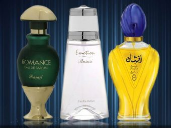 Best Rasasi Perfumes For Women - Our Top 10