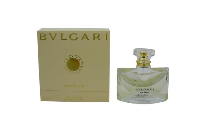 Bvlgari Perfumes For Women - Bvlgari Pour Femme