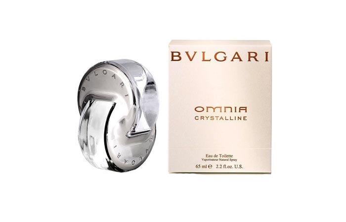 Bvlgari Perfumes For Women - Bvlgari Omnia Crystalline
