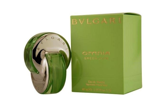 Bvlgari Perfumes For Women -  Bvlgari Omnia Green Jade