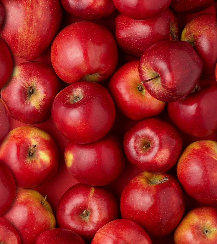Can Eating An Apple A Day Keep The Doctor Away?