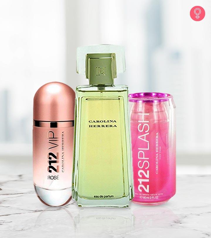 Carolina Herrera Perfumes For Women