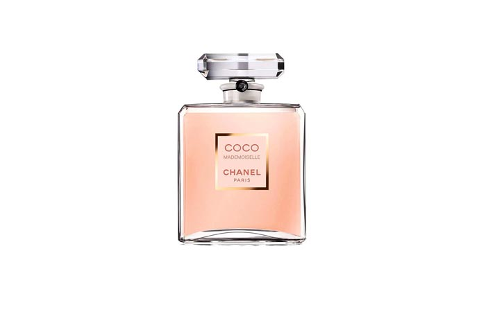 Famous French Perfumes - 10. Chanel Coco Mademoiselle
