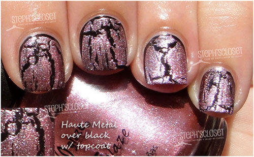 China Glaze Haute Metal