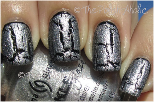 China Glaze Platinum Pieces