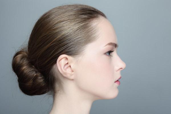 Cinnamon Bun hairstyle