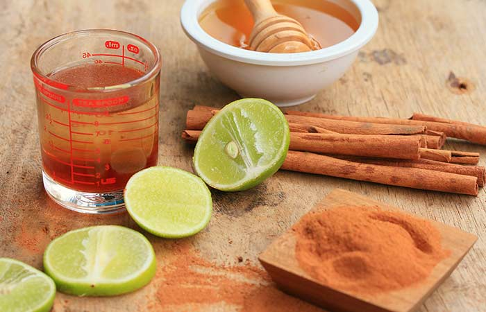 Cinnamon Fat Burner Detox Water