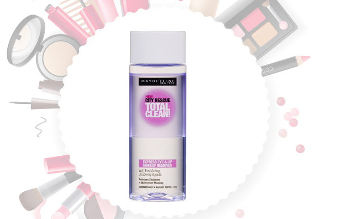 Clean Express Total Clean Makeup Remover