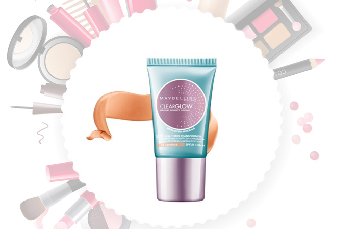 Clear Glow Bright Benefit Cream