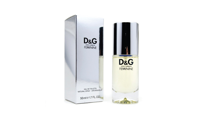 Best Musk Perfumes - D&G Feminine