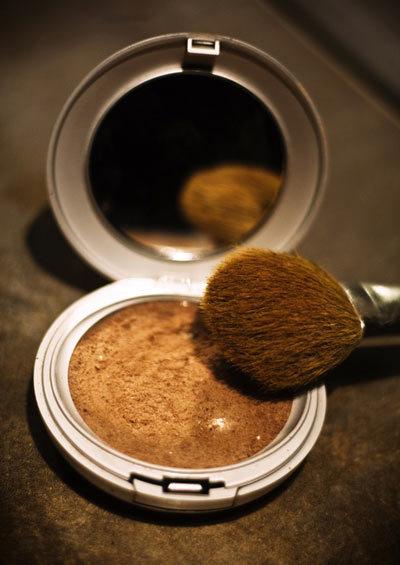 Mix Foundation in Bronzer