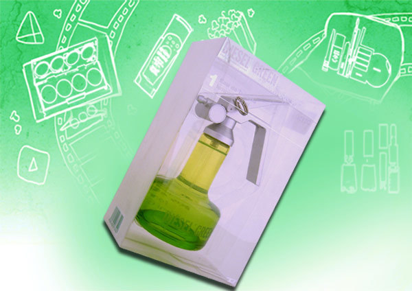 Diesel Green Feminine