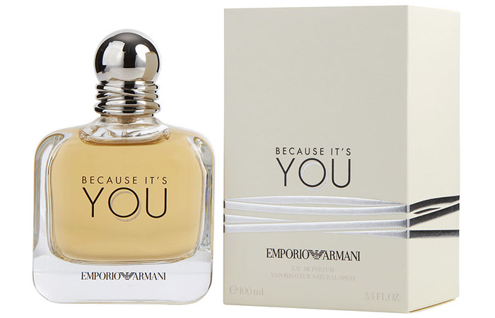 Emporio Armani Because It's You by Giorgio Armani Eau De Parfum