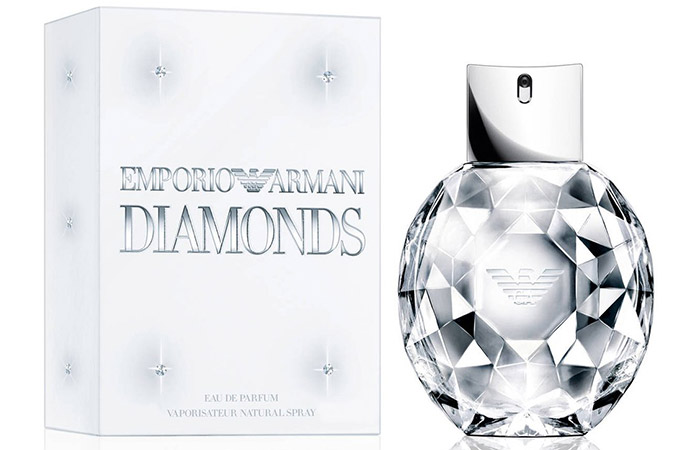 Emporio Armani Diamonds By Giorgio Armani Eau De Parfum