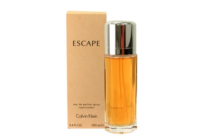 Best Calvin Klein Perfumes - 9. Escape