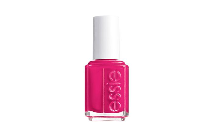 Pinit This Hot Pink Nail Polish
