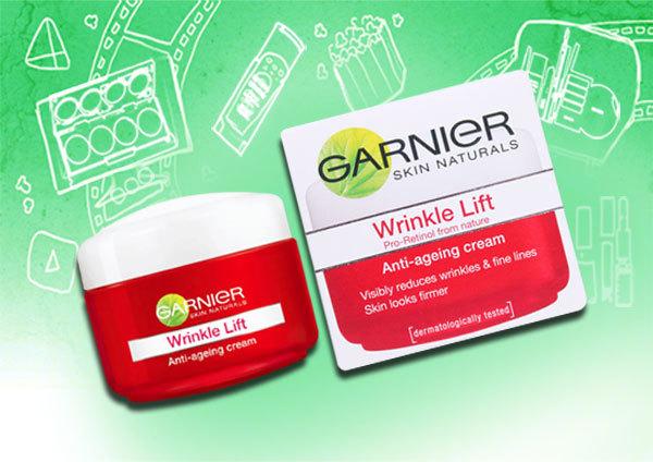 Garnier Wrinkle Lift Anti Ageing Cream