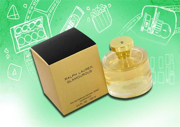 Glamorous perfume