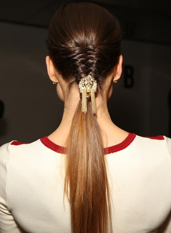 Half-n-Half-Hairdo-with-Beautiful-Accessory