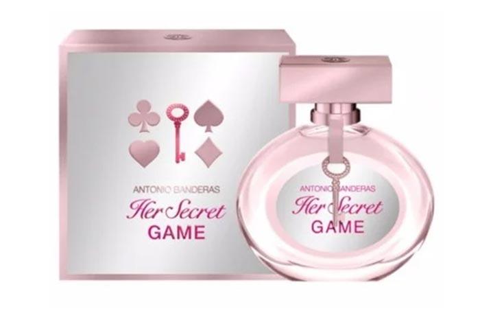 Her Secret Game