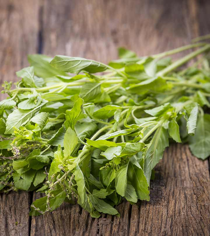 Holy Basil: Benefits For Your Health, Skin, And Hair