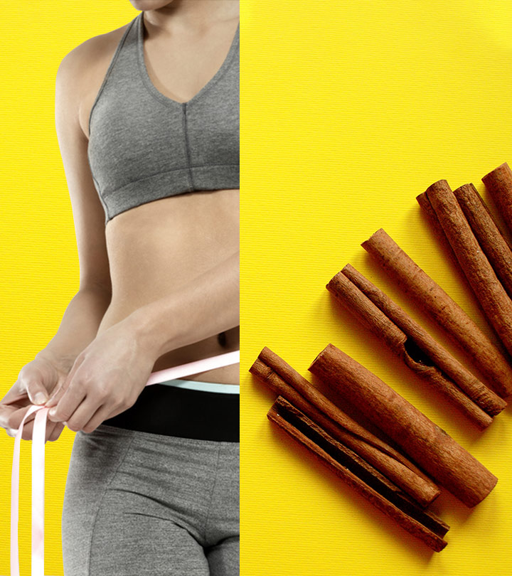 How Cinnamon Works For Weight Loss And Reduces Belly Fat
