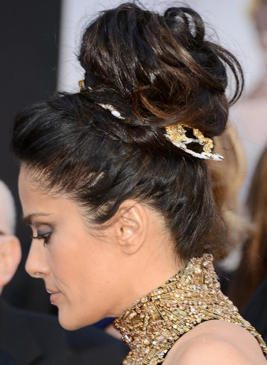 Huge-High-Twisted-Bun-with-Puffy-Top-and-Hair-Wrap