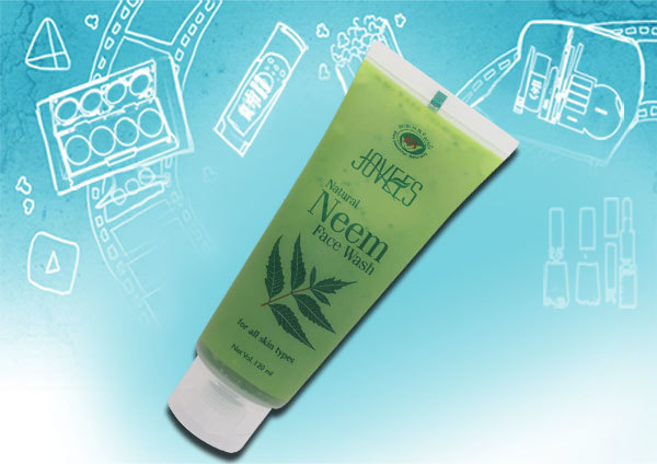 Jovees Natural Neem Face Wash